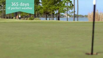 Florida's Emerald Coast TV Spot, 'Okaloosa Island: Golf Getaway' - Thumbnail 2