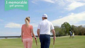 Florida's Emerald Coast TV Spot, 'Okaloosa Island: Golf Getaway' - Thumbnail 5