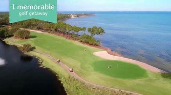 Florida's Emerald Coast TV Spot, 'Okaloosa Island: Golf Getaway' - Thumbnail 6