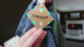 thredUP Goody Boxes TV Spot, 'Look Good and Save Big' - Thumbnail 1