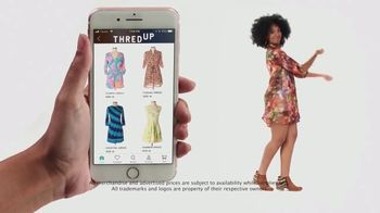 thredUP Goody Boxes TV Spot, 'Look Good and Save Big' - Thumbnail 2