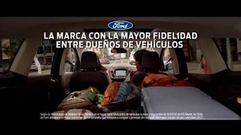 Ford Temporada SUV TV Spot, 'Razones' [Spanish] [T2] - Thumbnail 2