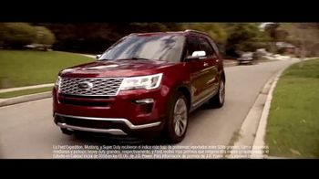 Ford Temporada SUV TV Spot, 'Razones' [Spanish] [T2] - Thumbnail 6