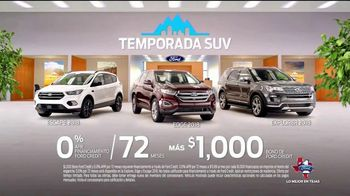 Ford Temporada SUV TV Spot, 'Razones' [Spanish] [T2] - Thumbnail 8