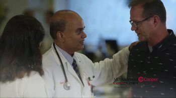 MD Anderson Cancer Center TV Spot, 'Michael Hacking'