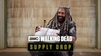 AMC The Walking Dead Supply Drop TV Spot, 'Ezekiel Unboxes Supplies' - Thumbnail 2