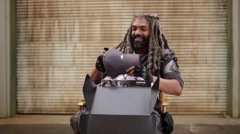 AMC The Walking Dead Supply Drop TV Spot, 'Ezekiel Unboxes Supplies' - Thumbnail 5