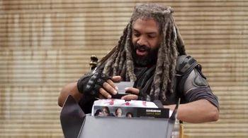 AMC The Walking Dead Supply Drop TV Spot, 'Ezekiel Unboxes Supplies' - Thumbnail 6
