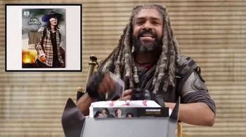 AMC The Walking Dead Supply Drop TV Spot, 'Ezekiel Unboxes Supplies' - Thumbnail 7