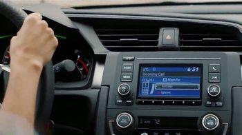 2018 Honda Civic TV Spot, 'Karina Gonzalez: Chase Your Dreams' [T1] - Thumbnail 6