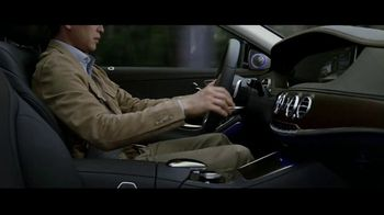 2018 Mercedes-Benz S-Class TV Spot, 'Star and Laurel' [T1] - Thumbnail 9