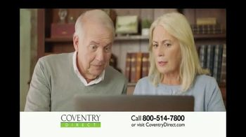 Coventry Direct TV Spot, 'Sell Your Policy for Cash'