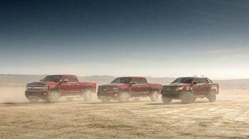 Chevrolet TV Spot, 'La pickup que no se rinde' [Spanish] [T1] - Thumbnail 9