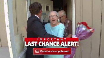 Publishers Clearing House TV Spot, '$2,500 a Week Forever: Last Chance' - Thumbnail 2