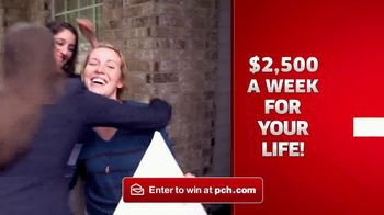 Publishers Clearing House TV Spot, '$2,500 a Week Forever: Last Chance' - Thumbnail 5