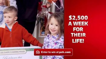 Publishers Clearing House TV Spot, '$2,500 a Week Forever: Last Chance' - Thumbnail 7
