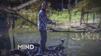 Major League Fishing TV Spot, 'Great Mind' Featuring Brent Ehrler - Thumbnail 1