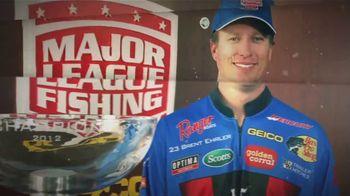 Major League Fishing TV Spot, 'Great Mind' Featuring Brent Ehrler - Thumbnail 5