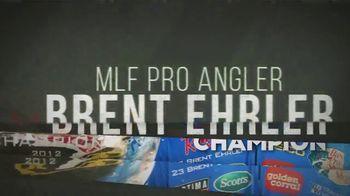 Major League Fishing TV Spot, 'Great Mind' Featuring Brent Ehrler - Thumbnail 6