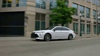 2019 Toyota Avalon TV Spot, 'Play Just Got Serious' [T1] - Thumbnail 1