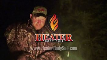 Heater Body Suit TV Spot, 'Keeps You Warm in Any Situation' - Thumbnail 10