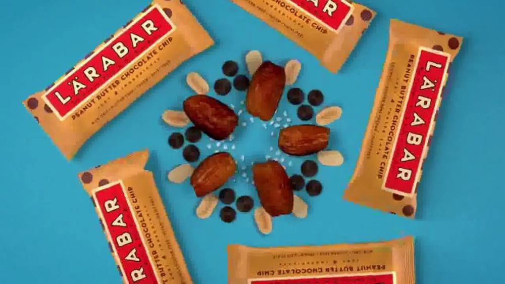 Larabar Peanut Butter Chocolate Chip TV Commercial, 'Four Ingredients'