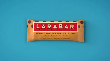 Larabar Peanut Butter Chocolate Chip TV Spot, 'Four Ingredients' - Thumbnail 1