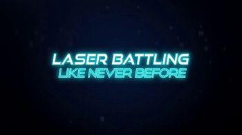 Nerf Laser Ops Pro TV Spot, 'Laser Battling' - Thumbnail 3
