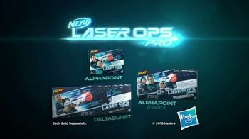 Nerf Laser Ops Pro TV Spot, 'Laser Battling' - Thumbnail 7