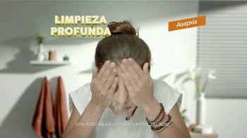 Asepxia Oil-Free TV Spot, 'Una limpieza profunda' [Spanish] - Thumbnail 5