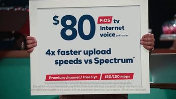 FiOS by Frontier TV Spot, 'Dream Job' - Thumbnail 9