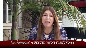 Club Oro Internacional TV Spot, 'Situación económica' [Spanish] - Thumbnail 1