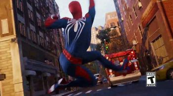Marvel's Spider-Man TV Spot, 'Gameplay Launch Trailer' Song by Campfire - Thumbnail 2