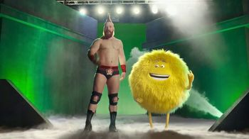 Cricket Wireless TV Spot, 'Team Chemistry' Featuring Sheamus - 58 commercial airings