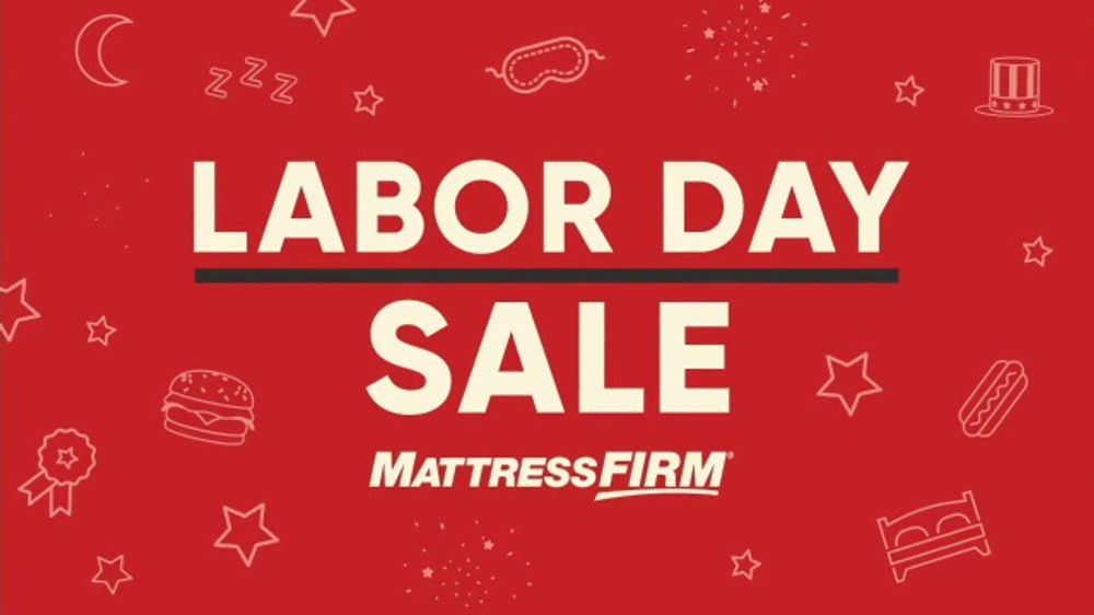 Mattress Firm Labor Day Sale Tv Commercial Price Drops Ispot Tv