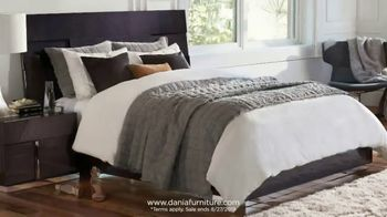 Dania Summer Bedroom Event TV Spot, 'Save on Every Bedroom' - Thumbnail 4