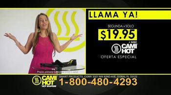 Hot Shapers Cami Hot TV Spot, 'Absorbe' [Spanish] - Thumbnail 7