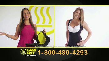 Hot Shapers Cami Hot TV Spot, 'Absorbe' [Spanish] - Thumbnail 3