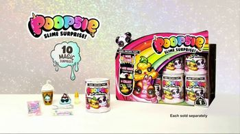 Poopsie Slime Surprise TV Spot, 'Create Your Own Unicorn Poop Slime!' - Thumbnail 10