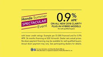 Honda Summer Spectacular Event TV Spot, 'Pure Euphoria' [T2] - Thumbnail 8