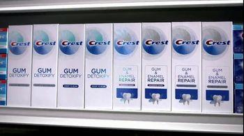 Crest Gum Detoxify TV Spot, 'Reverse Damage: Coupon' - Thumbnail 9