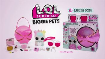 L.O.L. Surprise! Eye Spy Series Biggie Pets TV Spot, 'Wear and Share' - Thumbnail 10