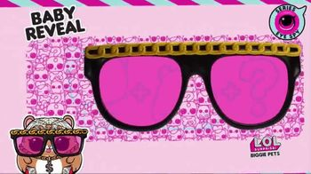 L.O.L. Surprise! Eye Spy Series Biggie Pets TV Spot, 'Wear and Share' - Thumbnail 4