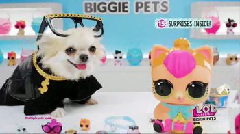 L.O.L. Surprise! Eye Spy Series Biggie Pets TV Spot, 'Wear and Share' - Thumbnail 7
