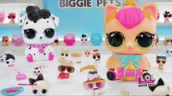 L.O.L. Surprise! Eye Spy Series Biggie Pets TV Spot, 'Wear and Share' - Thumbnail 9