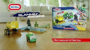 Little Tikes Slammin' Racers Scrapyard Derby TV Spot, 'Ready, Set, Slam!' - Thumbnail 10