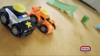 Little Tikes Slammin' Racers Scrapyard Derby TV Spot, 'Ready, Set, Slam!' - Thumbnail 2