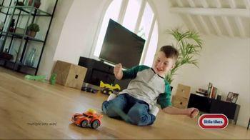 Little Tikes Slammin' Racers Scrapyard Derby TV Spot, 'Ready, Set, Slam!' - Thumbnail 6