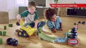 Little Tikes Slammin' Racers Scrapyard Derby TV Spot, 'Ready, Set, Slam!' - Thumbnail 7