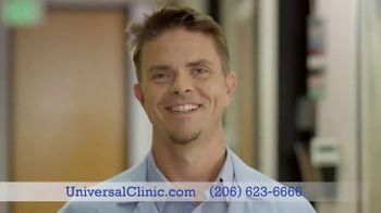Universal Men's Clinic TV Spot, 'Feel Confident Again'